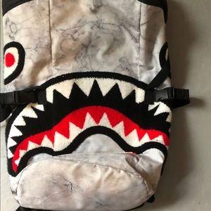 Bathing Ape Shark Backpack